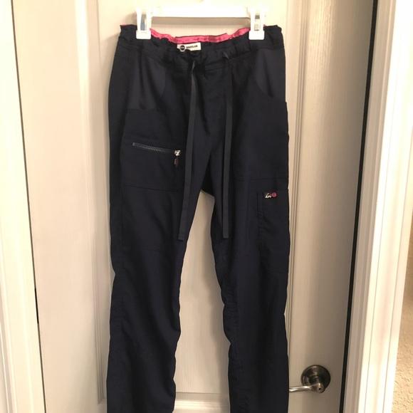 ca16f9954b0 koi Pants - Koi Lite Scrubs Women's Peace Pants xxs navy